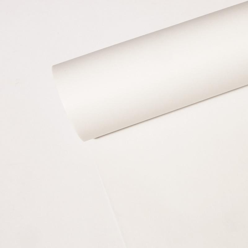 1. 단색(Solid) W#101 백색(White)(530x18m)