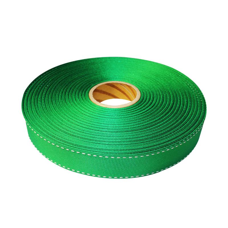 10.리본골직스티치(Grosgrain Stich)S#10 초록5mmx45m_대표